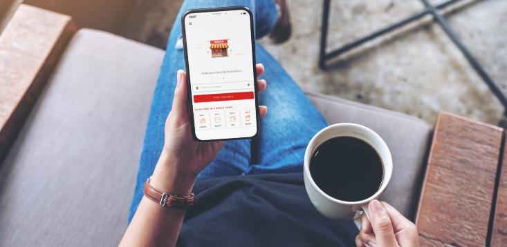The Foodhub app