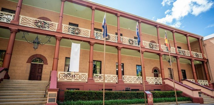 Parliament House NSW