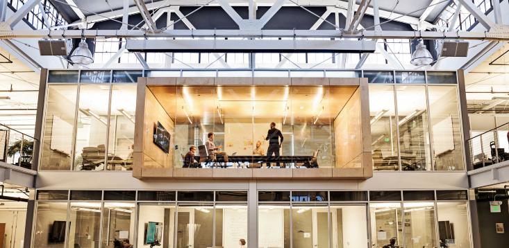 Atlassian office