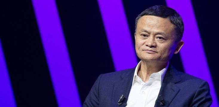 Alibaba chief executive Jack Ma.
