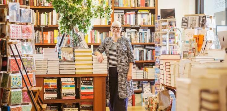 Potts Point Bookshop small businesses