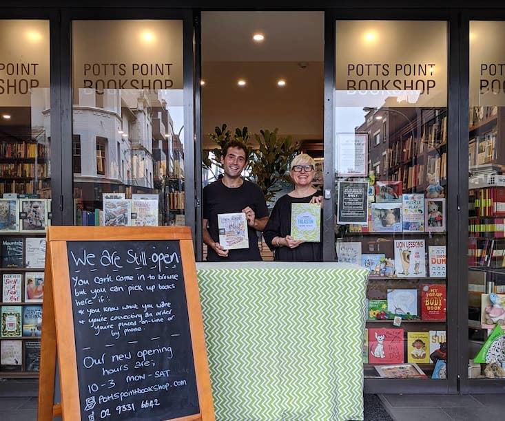 Potts Point Bookshop