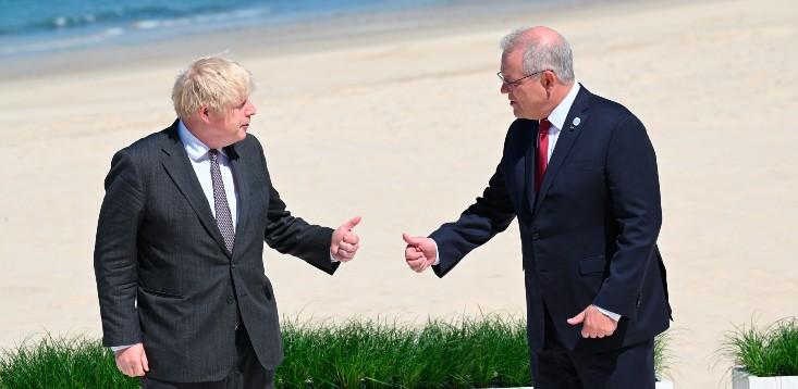 australia uk free trade deal