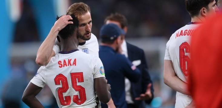 Bukayo Saka england racism