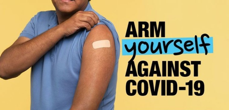 arm yourself vaccination campaign