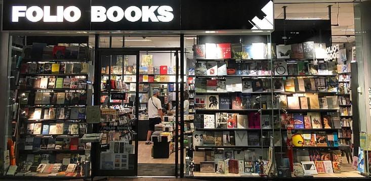 folio books