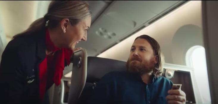 Qantas ad Fly Away