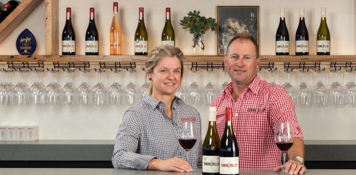 south australia winemaker brandy