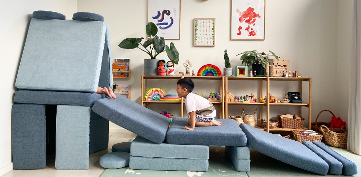 My NooK play sofa