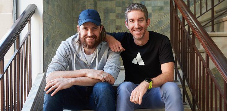 Atlassian Mike Cannon-Brookes Scott Farquhar