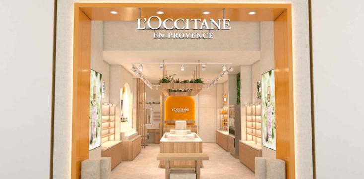LOccitane Green Store