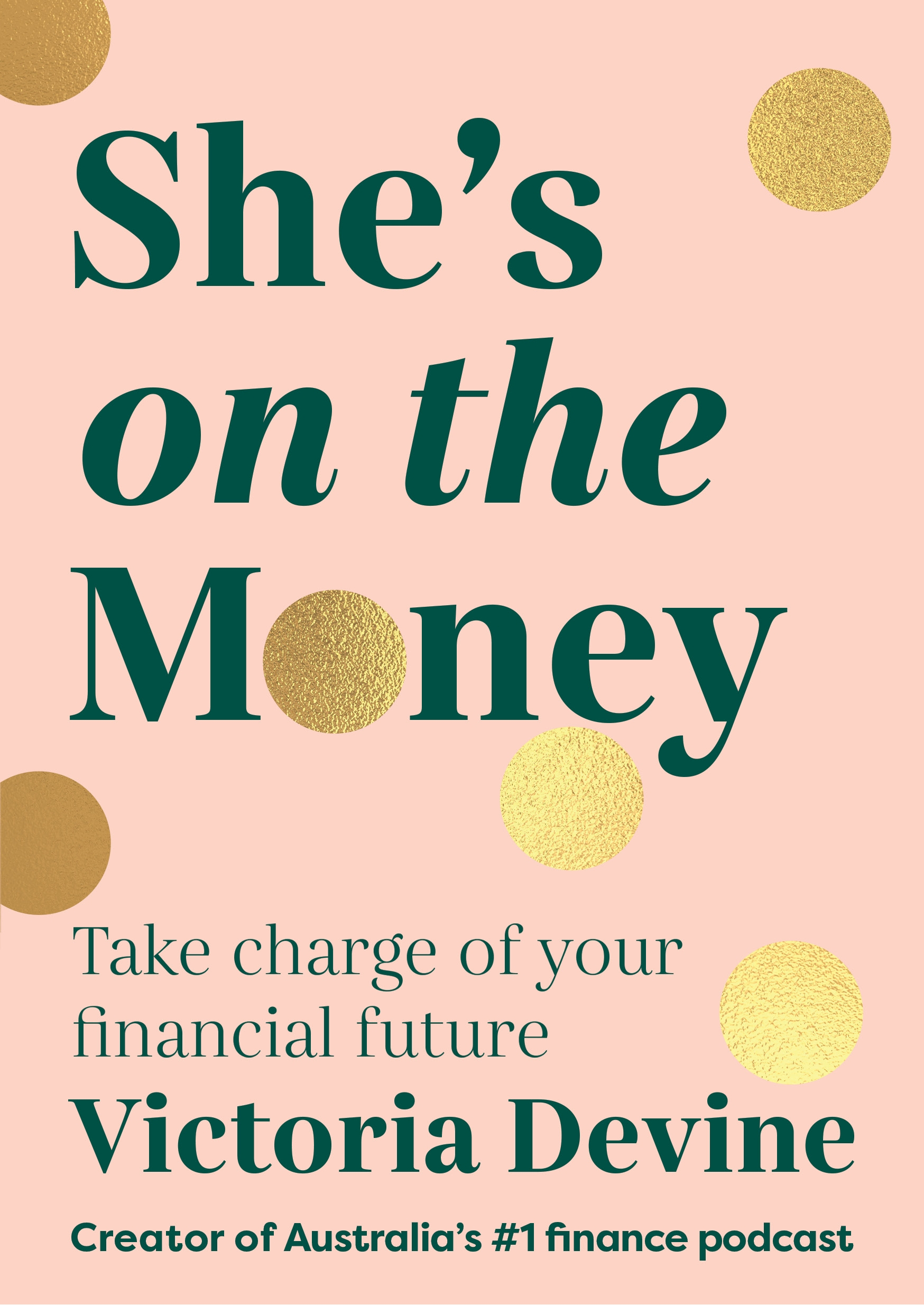she's on the money book cover